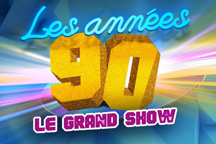 Les années 90 - Le grand show