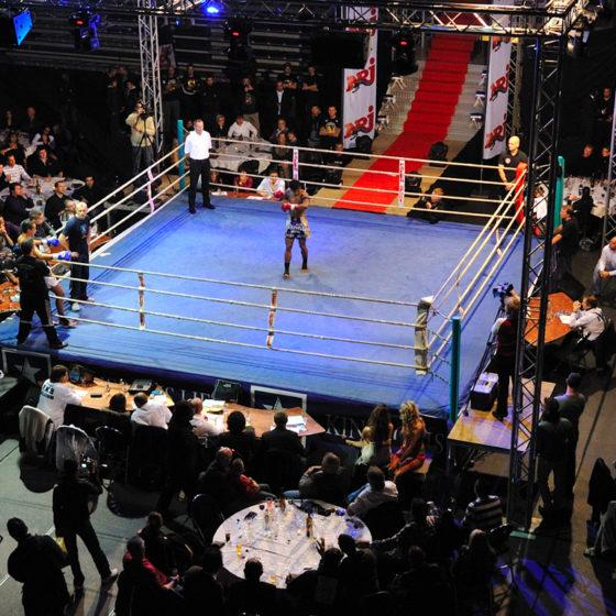 La nuit du Kickboxing