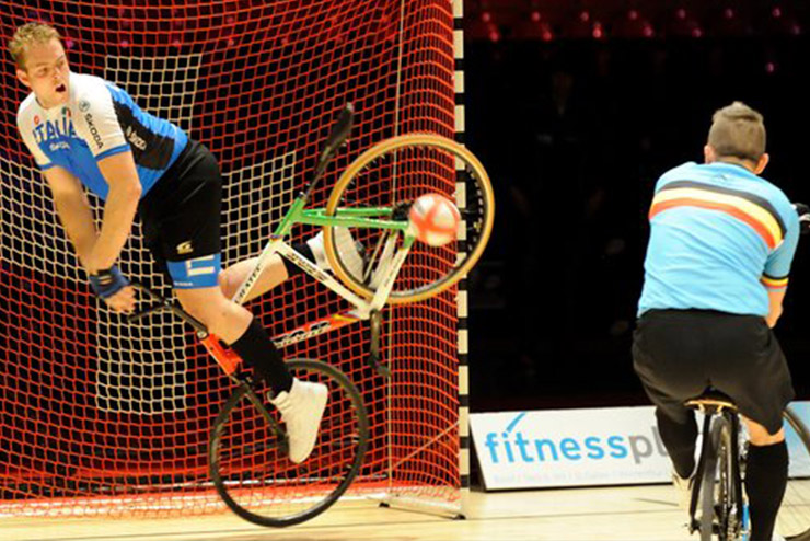 UCI Indoor cycling world championships