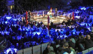 Demi Finale du Championnat du monde de Boxe