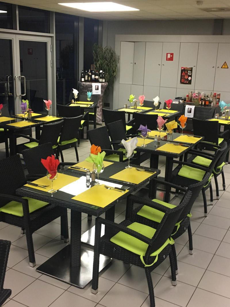 Cafétéria Bois Saint Jean