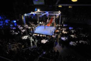 La nuit du Kick Boxing