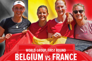FedCup - Belgique vs France 2019