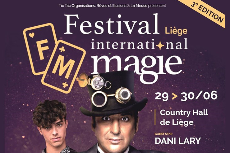 Festival International de la Magie de Liège