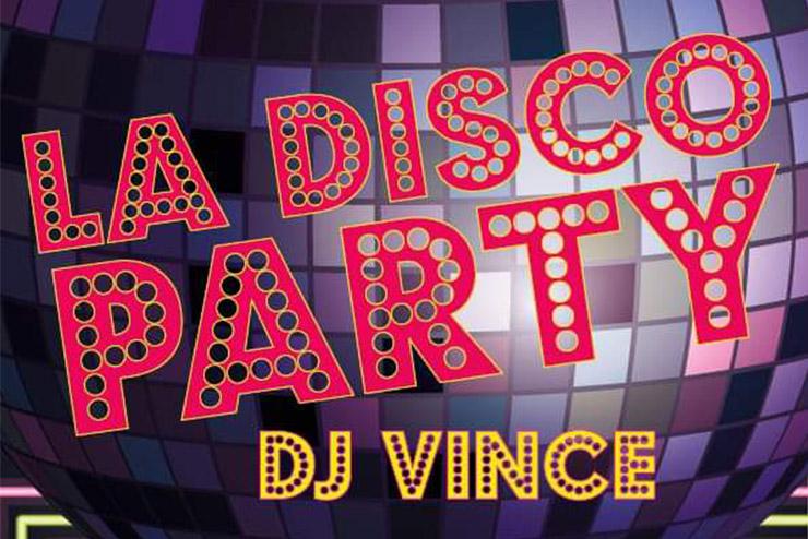 La Disco Party