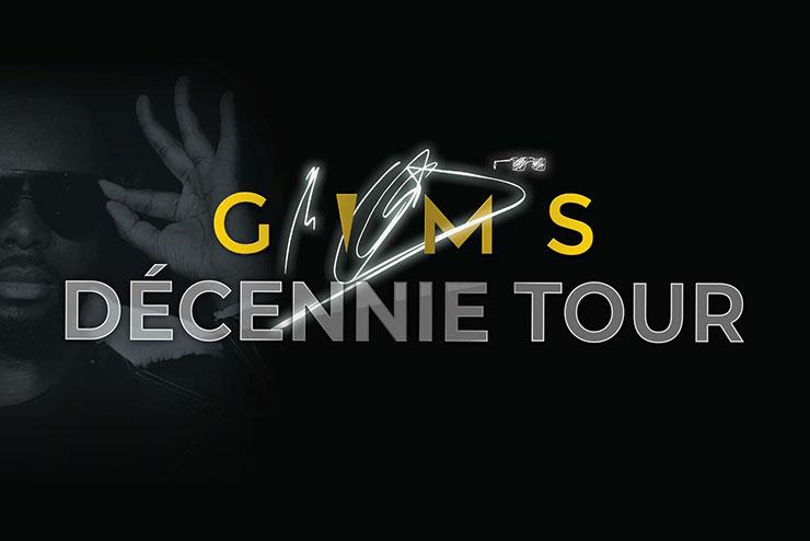 Gim's Décennie Tour
